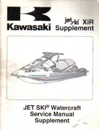 yamaha jet ski repair manual