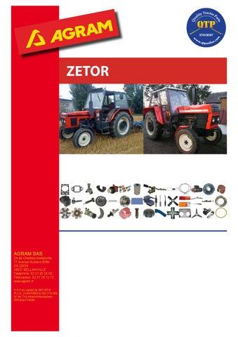 zetor 8540 tractor manuals free